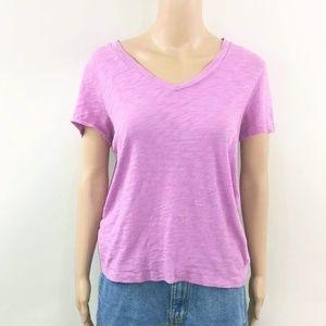 J.Crew Artist T Womans Shirt Top Size Medium
